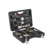 Red Cycling Products PRO Toolcase Master - Herramientas de taller - negro Cajas de herramientas
