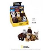 Jucarie Plus Venturelli National Geographic Baby America De Nord 18 Cm
