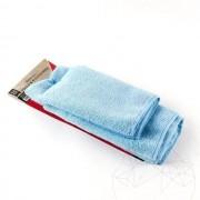 Laveta microfibra albastra LTP (perfecta pt. aplicarea impermeabilizantului si curatarea suprafetelor