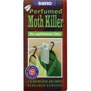 Insecticid antimolii, 2 buc/set, SANO Moth Killing Hanger