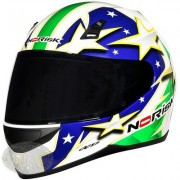 Capacete FF391 Brasil - Norisk