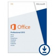 Microsoft Office Professional 2013 Full 32 / 64 Bits FPP BOX
