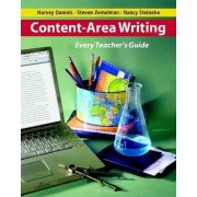 Content-Area Writing by Harvey Smokey Daniels