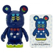 It's a small world (Chaser) by Lisa Badeen - Disney Vinylmation ~3 Park Series #3 Designer Figure (Disney Theme Parks Exclusive)