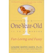 Your One-Year-Old: The Fun-Loving, Fussy 12-To 24-Month-Old