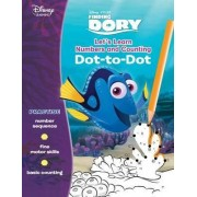 Finding Dory - Let's Learn Numbers and Counting Dot-to-Dot