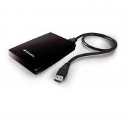 Hard disk extern Verbatim Store n Go 1.75TB 2.5 inch USB 3.0 Black