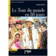 Le tour du monde, ESO. Material auxiliar by Cideb Editrice