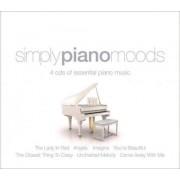 Artisti Diversi - Simply Piano Moods (0698458246325) (4 CD)