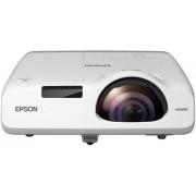 Videoproiector Epson EB-530, 3200 lumeni, 1024 x 768, Contrast 16.000:1 (Alb)
