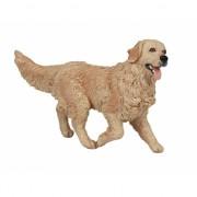 Golden Retriever hond plastic