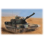Hobby Engine Remote Control M1A1 Abrams Battle Tank