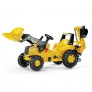 Tracteur a pedales Cat Backhoe-Loader