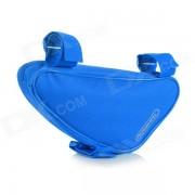 ROSWHEEL al aire libre Ciclismo moto tubo superior triangulo bolsa - azul cielo