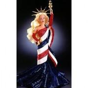 FAO Schwarz American Beauties Collection - Statue of Liberty Barbie Doll Mattel