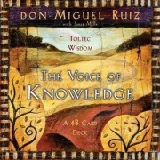 Voice of Knowledge Cards by Don Miguel Ruiz