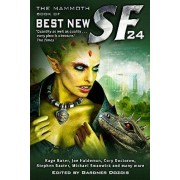 Gardner Dozois The Mammoth Book of Best New SF 24 (Mammoth Books)