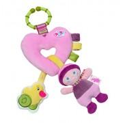 Zapf Creation 821213 - Baby Born per Babies Activity cuore