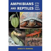 Amphibians and Reptiles of the Great Lakes Region by James Harding