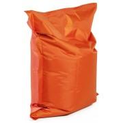 Zitzak 'LAZY MINI' oranje/oranje 130x100 cm