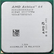 AMD Athlon 64 X2 4800 2.5 GHz 2 x 512 KB L2 Cache