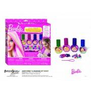 Barbie Hair Chox Activity Kit, Multi Color
