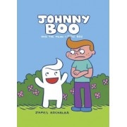 Johnny Boo Book 4 The Mean Little Boy by James Kochalka