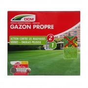 Fertilizant peluza + erbicid NPK 9-3-6 DCM( 3kg)