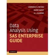 Data Analysis Using SAS Enterprise Guide by Lawrence S. Meyers