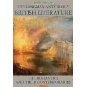 Longman Anthology of British Literature: Volume 2a by David Damrosch