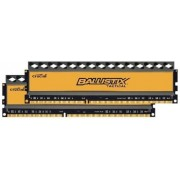 Crucial Ballistix Tactical 8GB (4GB x 2) DDR3 1600MHz PC3-12800 8GB DDR3 1600MHz geheugenmodule