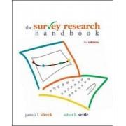 Survey Research Handbook (Paperback) by Pamela L. Alreck