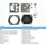 kit riparazione carburatore WALBRO HD STIHL motoseghe