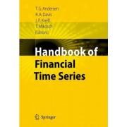 Handbook of Financial Time Series by Torben Gustav Andersen