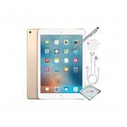 Apple IPad Pro 9.7 Inch Wi-Fi 128GB Gold + Quality Photo Accessories (Latest Apple Tablet) 2016 Model ...