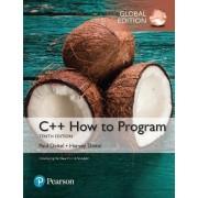 C++ How to Program (Early Objects Version) by Paul Deitel
