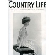 Country Life Illustrated, Vol. Xxvi, N° 663, Sept. 1909 (Contents: Oui Portrait Illustration: The Hon. Mrs. Ernest Guinness. Garden And Field Pests. Country Notes. The Photographic Salon. ...