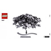 LEGO Flexible Train Track 8867 (japan import)
