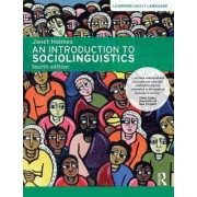 An Introduction to Sociolinguistics by Janet Holmes