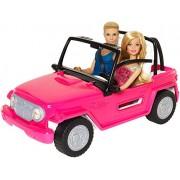 Barbie Beach Cruiser and Ken Doll by Barbie