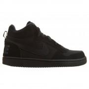 Nike Детски Кецове Court Borough Mid GS 839977 001