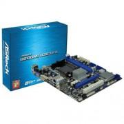 ASRock Mod SoAM3+ 960GM/U3S3 FX (MATX) Scheda Madre, Nero