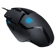 MOUSE LOGITECH G402 HYPERION FURY ULTRA-FAST FPS GAMING WIRED USB