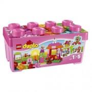 Lego DUPLO 10571 Zestaw z różowymi klockami - BEZPŁATNY ODBIÓR: WROCŁAW!
