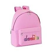 Diadora Backpack Lisa, 32 x 40 cm, Pink (Safta 641510774)