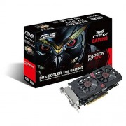 Asus Radeon STRIX-R7370-DC2OC-2GD5-Gaming Scheda Video, Nero