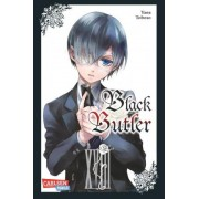 Black Butler 18 by Yana Toboso