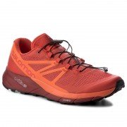 Обувки SALOMON - Sense Ride 398490 28 G0 Fiery Red/Scarlet Ibis/Red Dalhia
