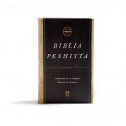 Biblia Peshitta, Tapa Dura Con Indice: Revisada y Aumentada