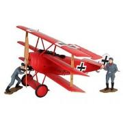 """Revell kit modellismo 04744 - Fokker Dr.I """"Barone Rosso"""", scala 1:28"""